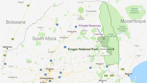 Google Map of the Kruger National Park on sun city map, natal map, haarlem map, caprivi strip map, rio de janeiro map, brasov map, worcester map, sharm el sheikh map, london map, port elizabeth map, pietermaritzburg map, viterbo map, gauteng map, johannesburg map, arusha map, limpopo map, democratic republic of congo map, lviv map, cape town map, garden route map,